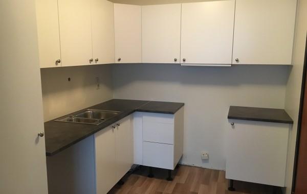 Kjøkken montering